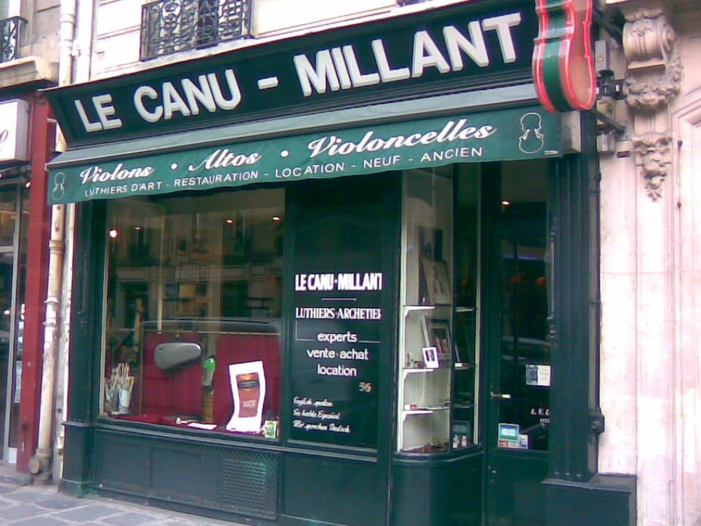 Le Canu Millant
