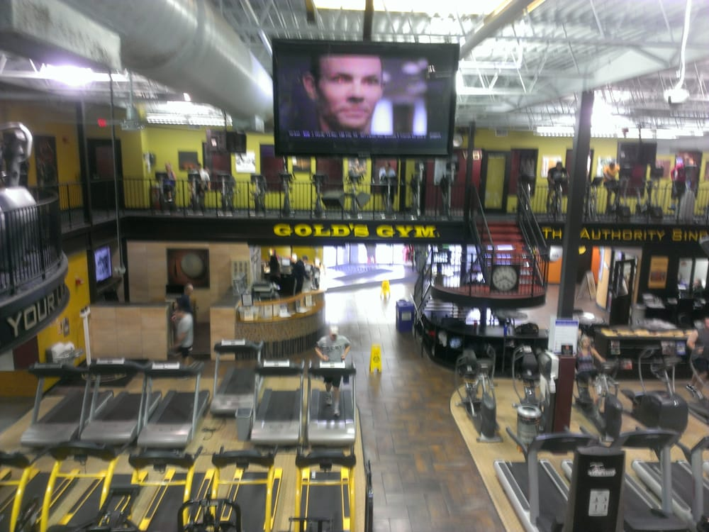 Gold s gym reviews gyms crofton ctr