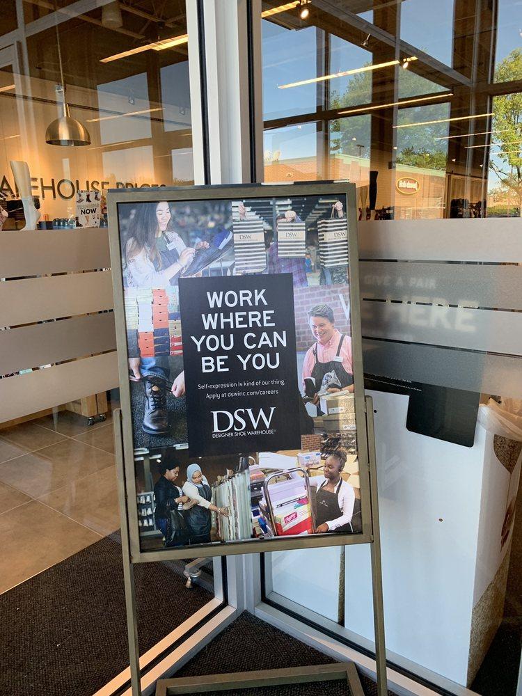 DSW Designer Shoe Warehouse: 822 Woods Crossing, Greenville, SC