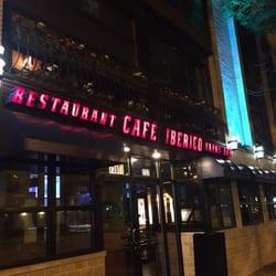 Cafe Iberico Chicago Parking