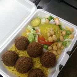 Philly Halal Food King Trucks Penn Center Philadelphia Pa Phone Number Last Updated December 3 2018 Yelp
