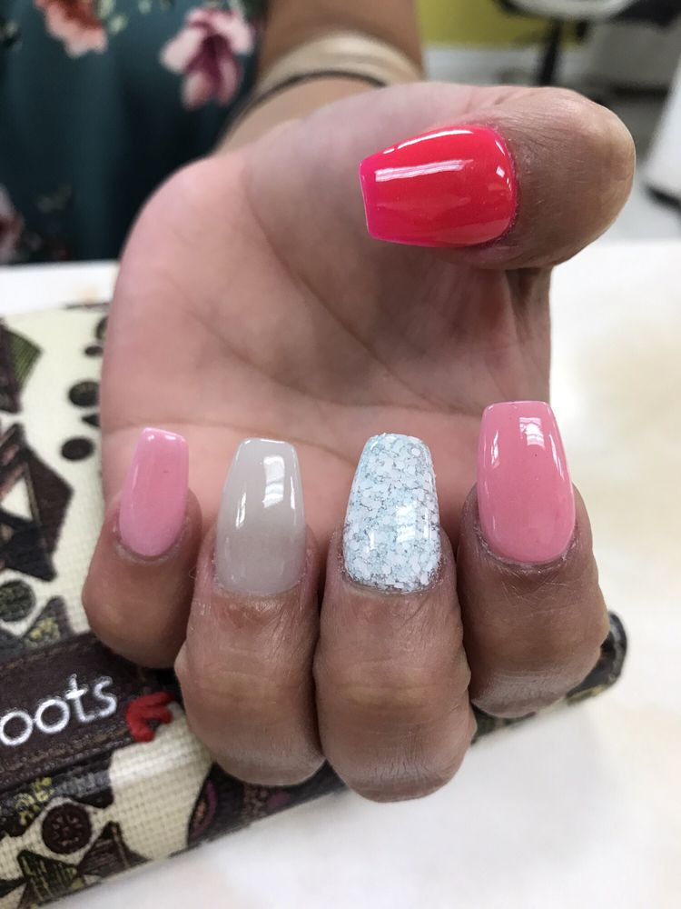 Photos for Le Q Nails - Yelp