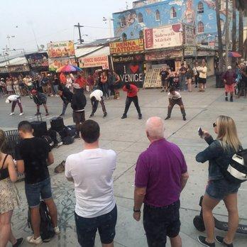 Photo Of Venice Beach Boardwalk Ca United States The Clic Entertainment