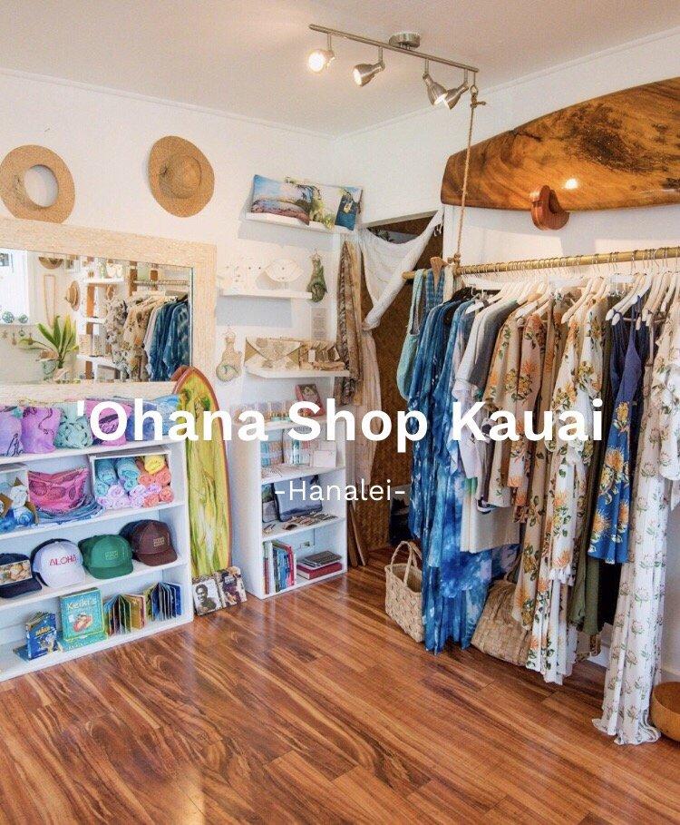 Ohana Shop