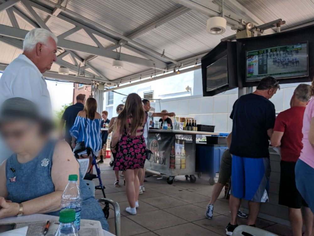 Social Spots from Monmouth Park