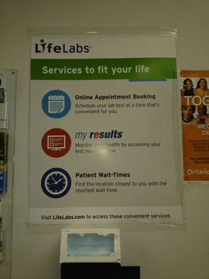 Life Labs - Diagnostic Services - 520 Ellesmere Road
