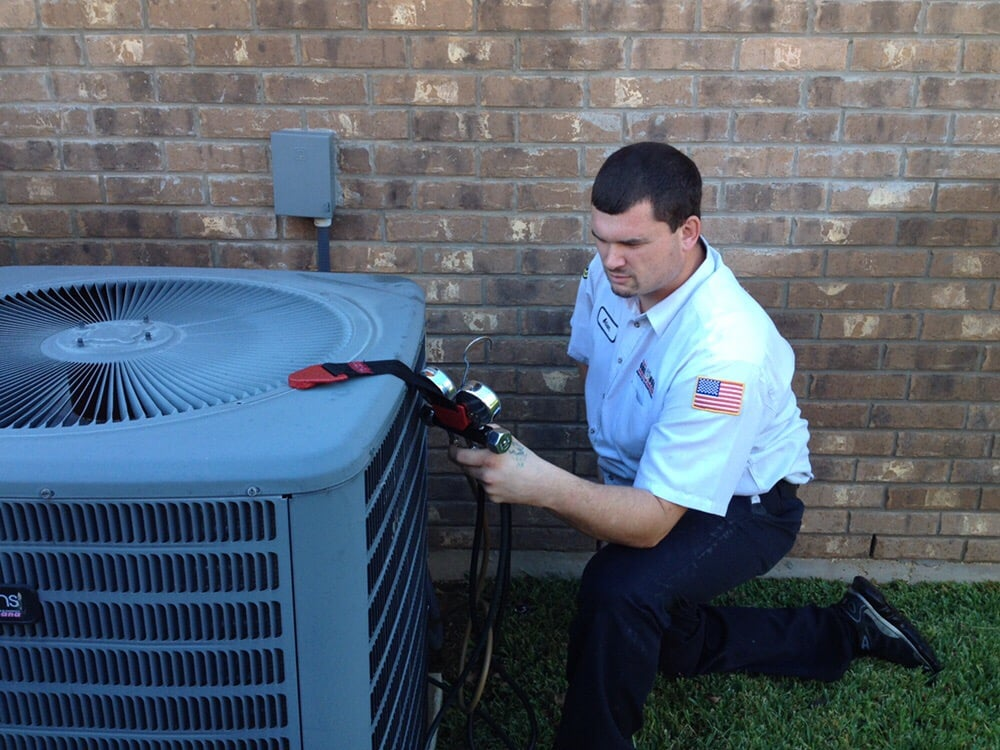 One Hour Heating & Air Conditioning: 989 N Earl Rudder Fwy, Bryan, TX