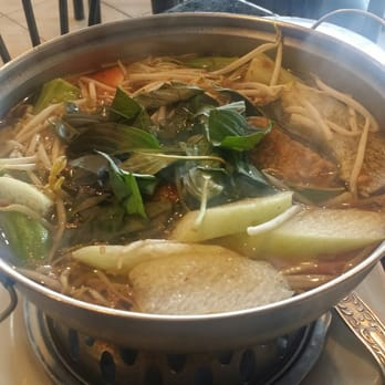 Photo Of Quan Yin Vegetarian Restaurant Houston Tx United States Canh Chua