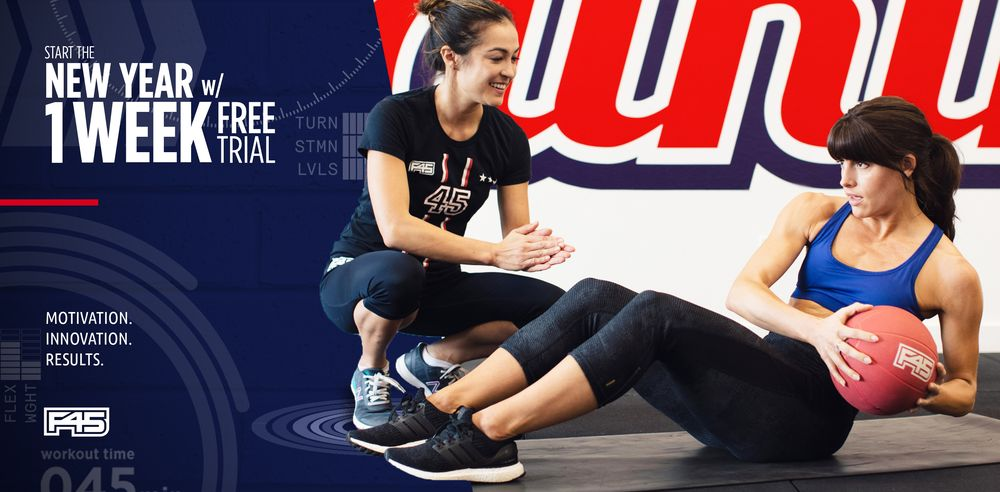 F45 Training Warner Center