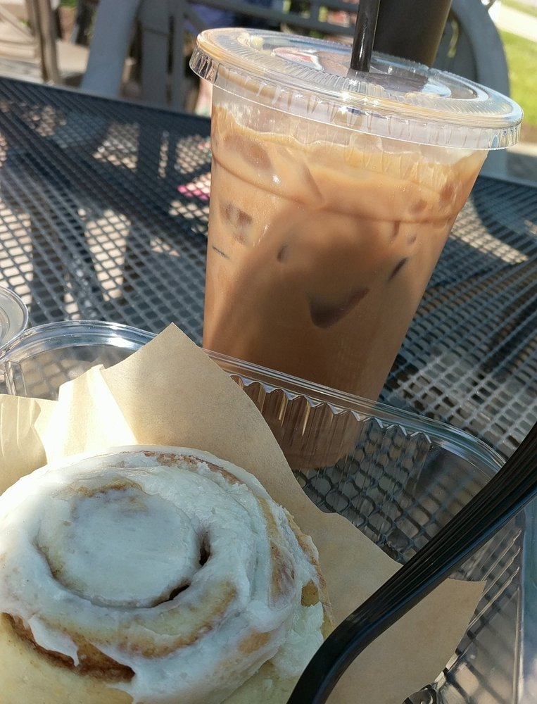 Sweetbean Cafe & Bakery: 114 S Franklin St, Byron, IL