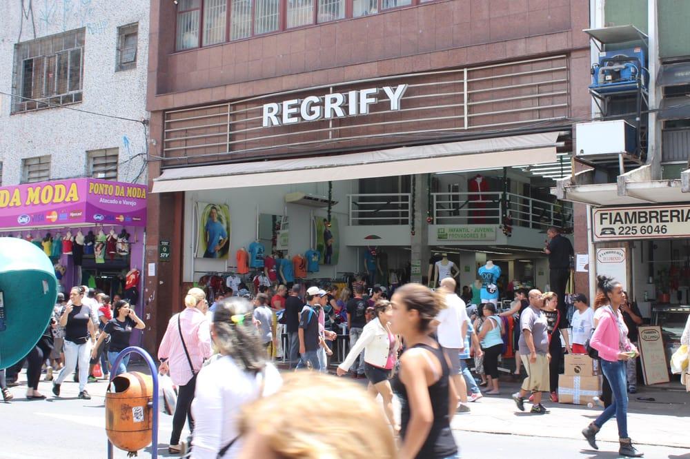 d2ccffaf4 Regrify - Moda - Rua Voluntários da Pátria