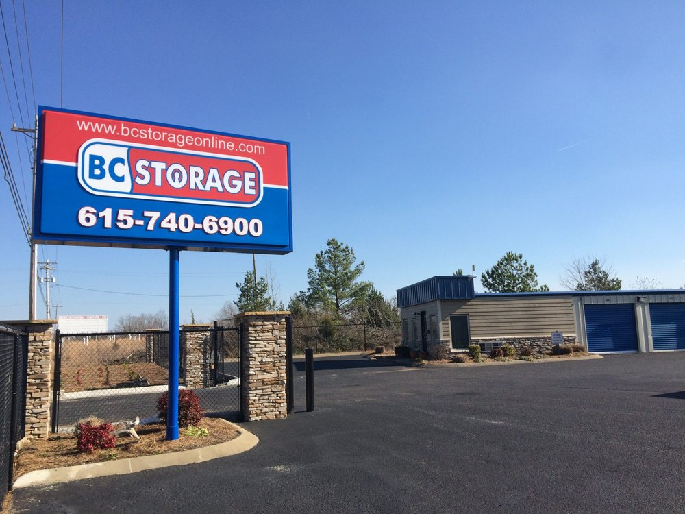 BC Storage: 3016 Hwy 70 E, Burns, TN