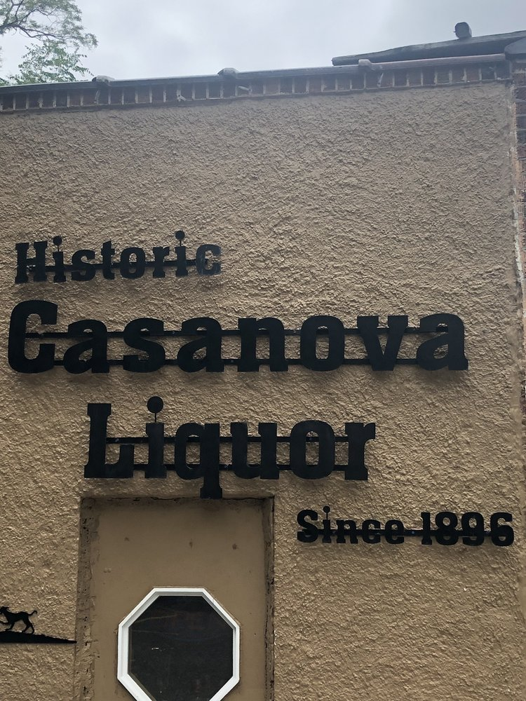 Historic Casanova Liquor: 236 Coulee Rd, Hudson, WI