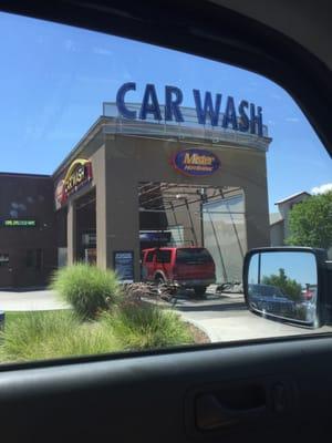 Mister car wash nampa