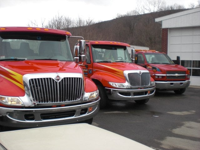 Towing business in North Adams, MA