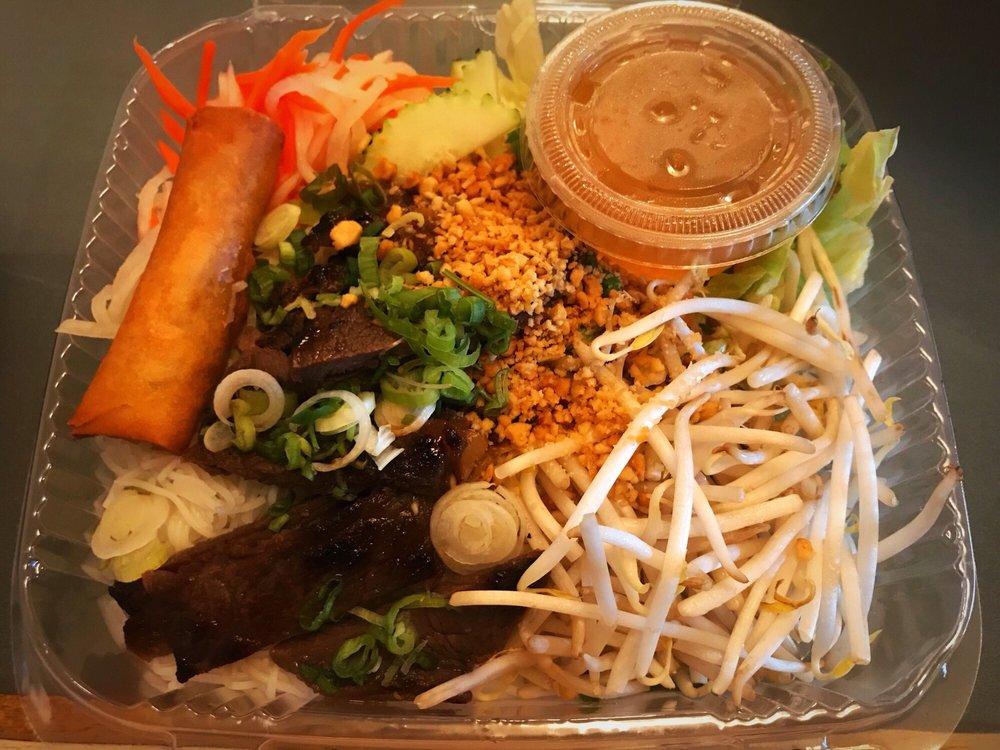 Food from Phovorite Vietnamese Kitchen
