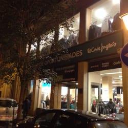 16db84665e9 Centro de Oportunidades El Corte Inglés - Outlet Stores - Calle de la  Abada