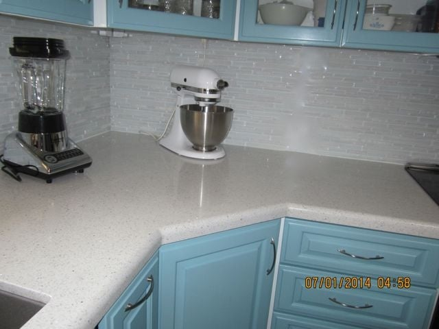 Photo Of Bay Custom Countertops Newark Ca United States Silestone Stellar