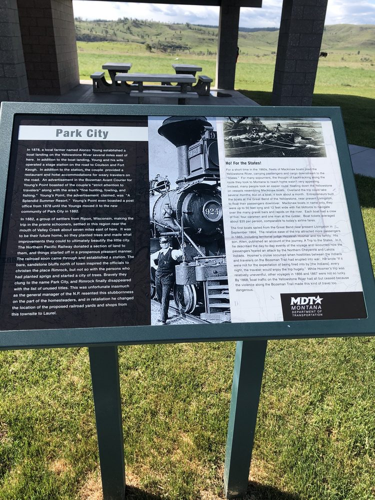 Columbus Eastbound: 105 Ronan Ranch Rd, Park City, MT