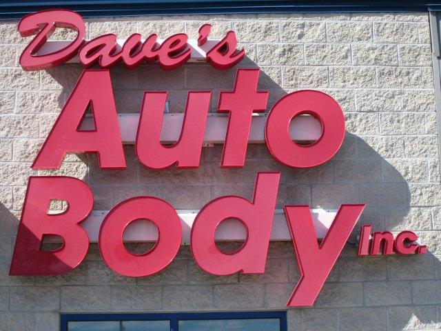 Dave's Auto Body: 1748 W Paulson Rd, Green Bay, WI