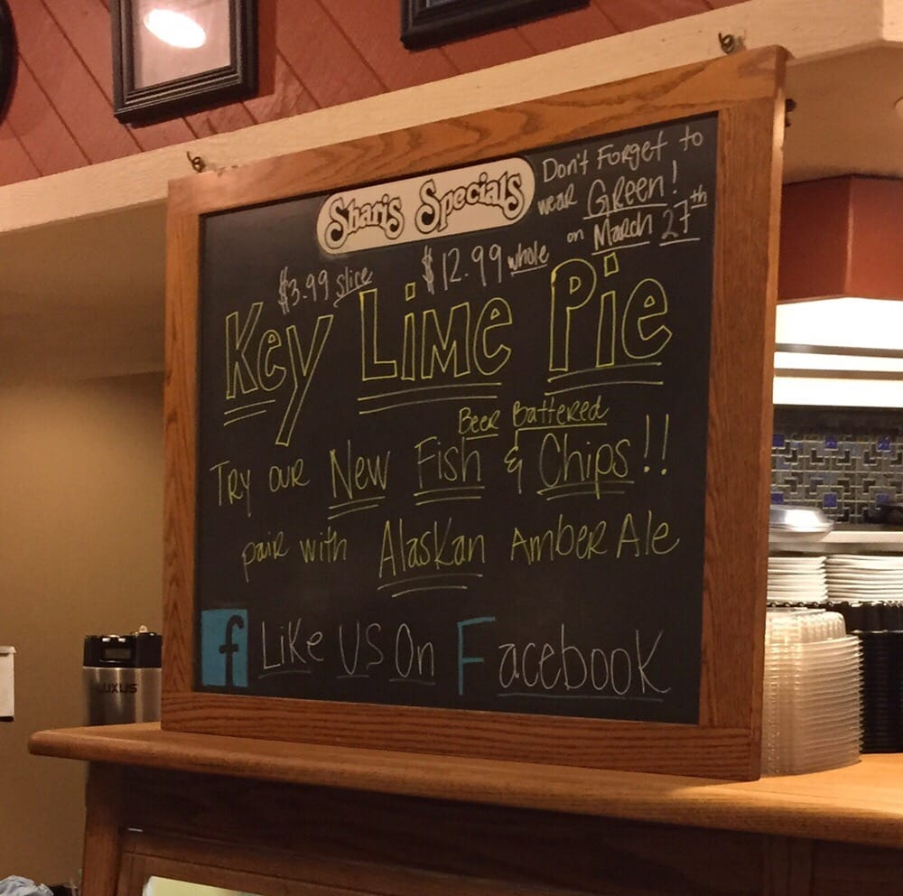 Shari S Cafe Pies Red Bluff Ca