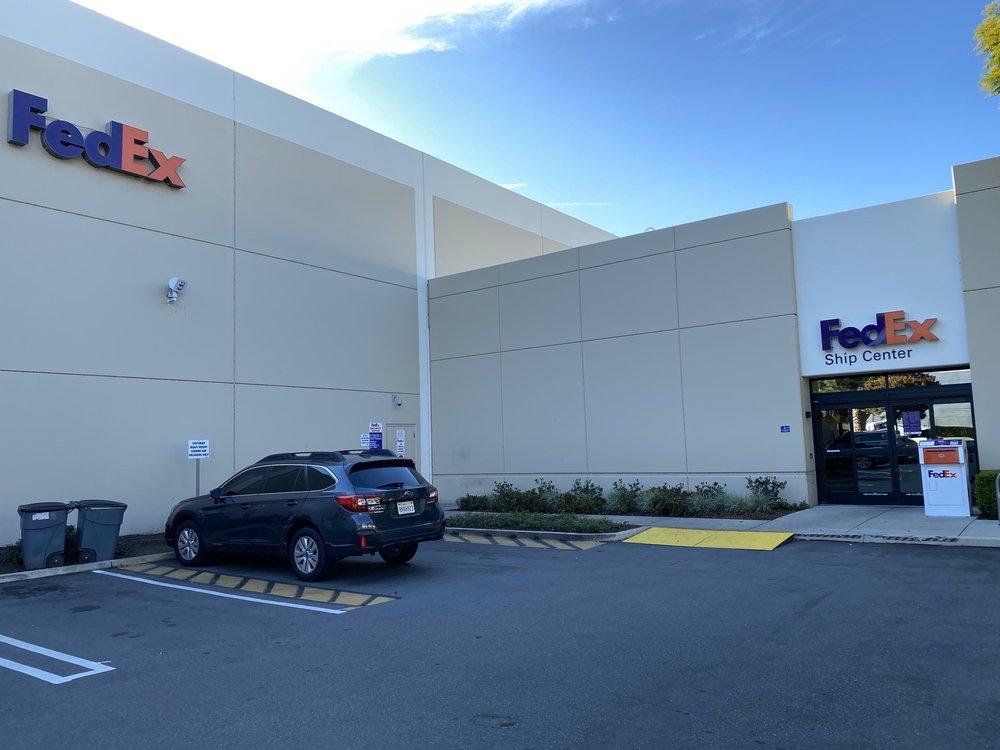 FedEx Ship Center: 7000 Barranca Pkwy, Irvine, CA