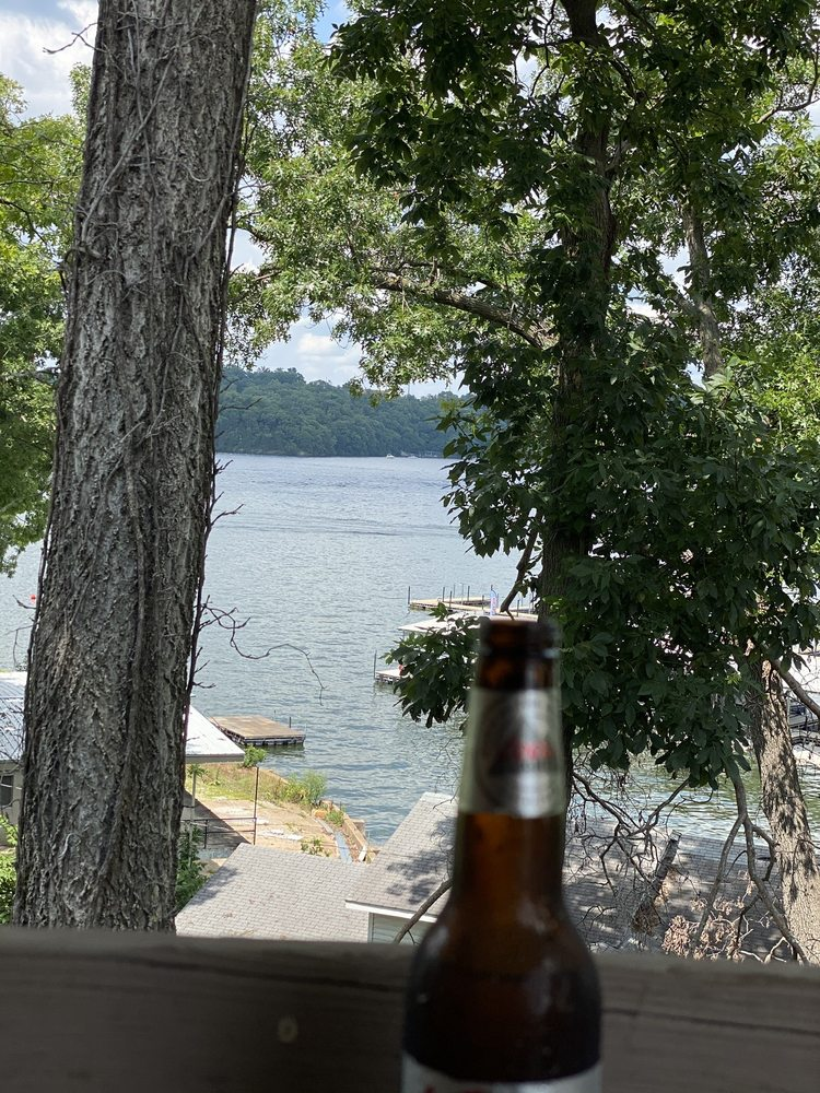 Luckys Bar And Grill: 1140 Bagnell Dam Blvd, Lake Ozark, MO