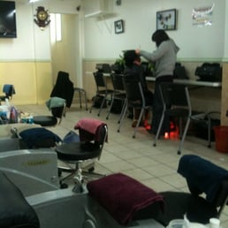 Nancy s le nails 24 reviews nail salons 4016 market for 24 hour nail salon philadelphia