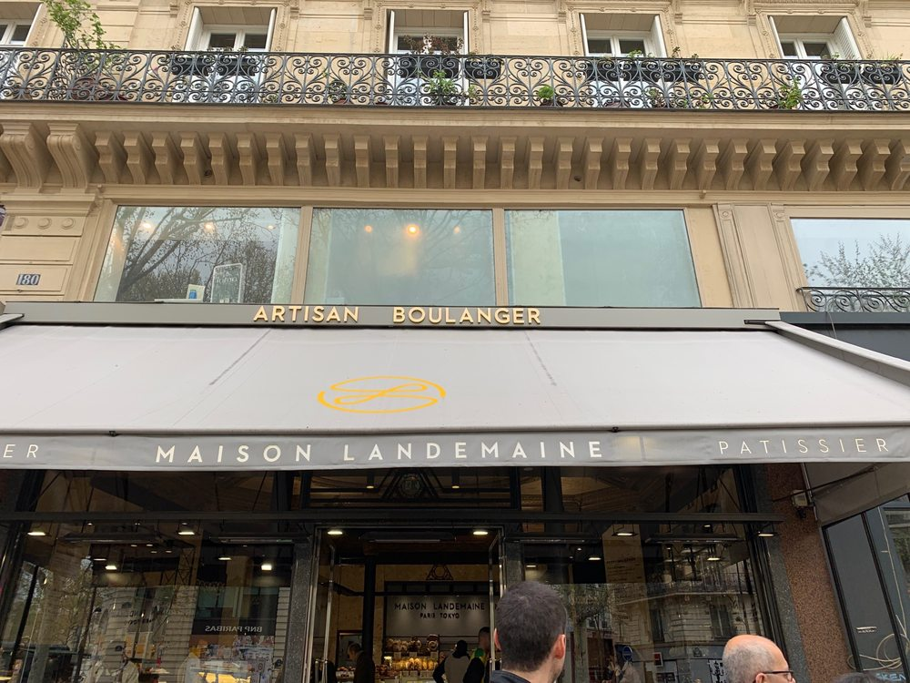 Carte Revolving Boulanger.Maison Landemaine Boulangeries Patisseries 180 Rue Du