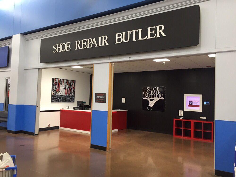 Shoe Repair Butler Mckinney