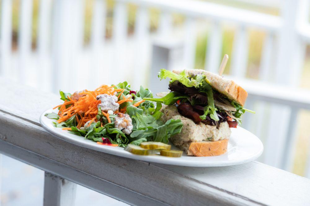Five Loaves Cafe: 214 N Cedar St, Summerville, SC