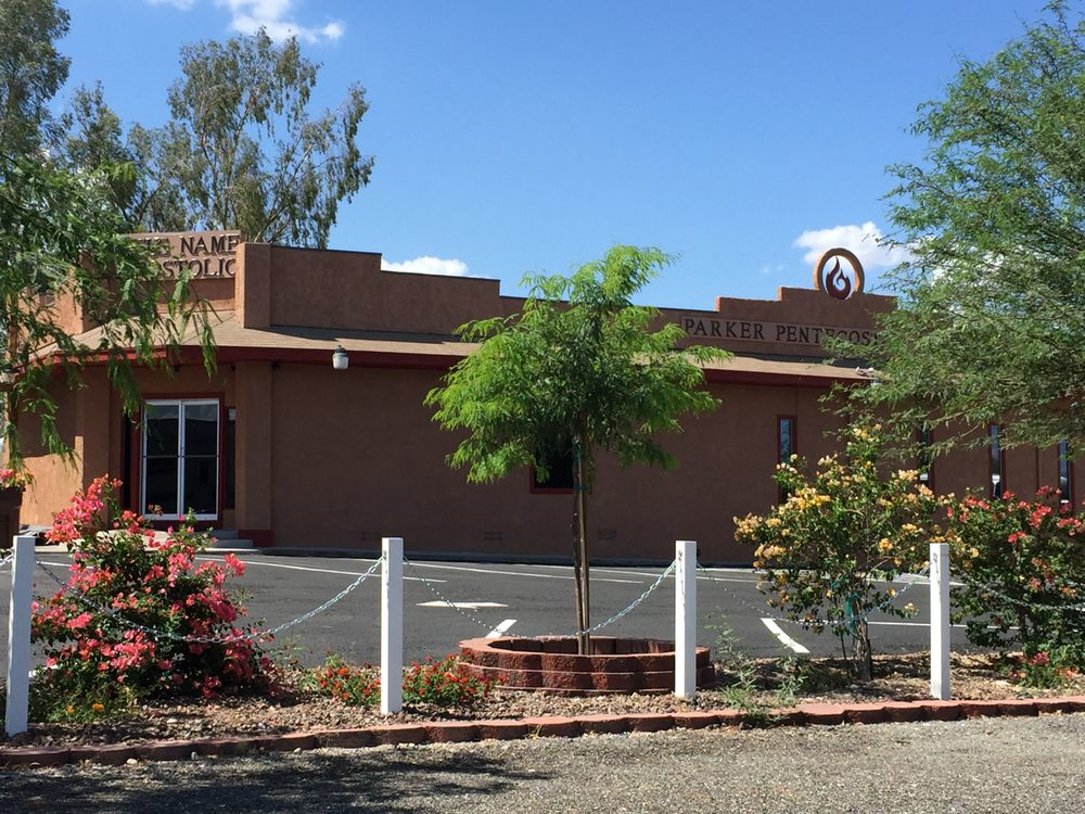 Parker Pentecostal Church: 217 S Mohave Ave, Parker, AZ