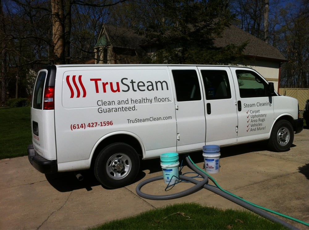 TruSteam: Westerville, OH