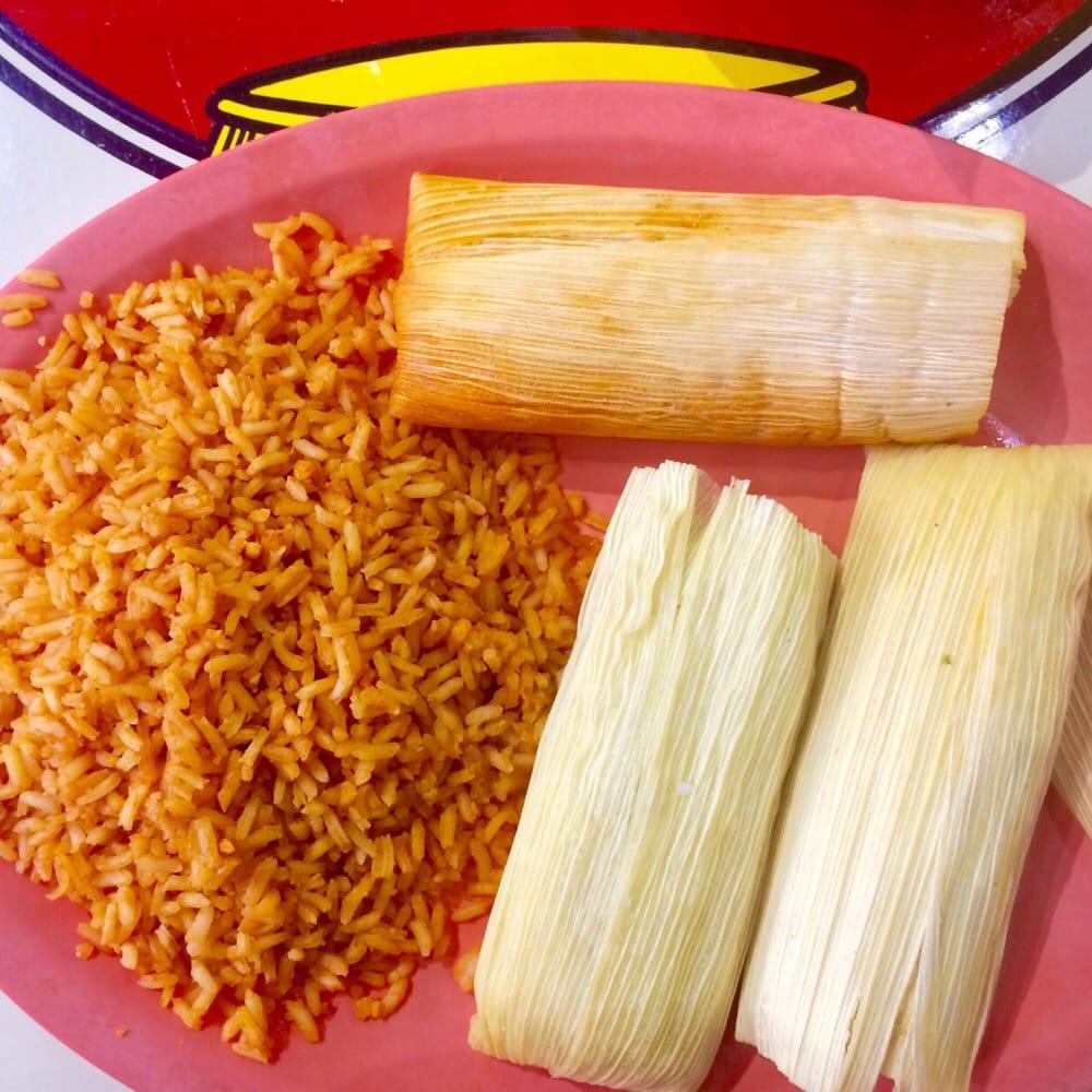 tamales dinner - yelp