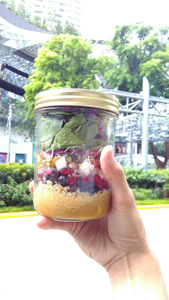 Jar'd by Sarnies Singapore