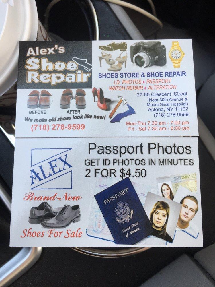 Shoe Repair Astoria