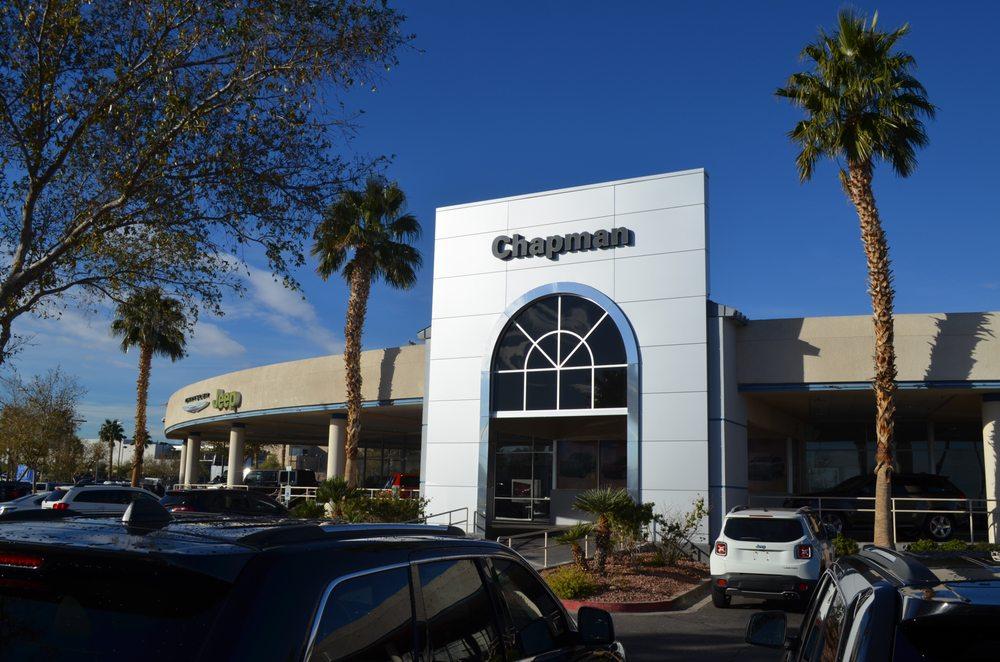Chapman Chrysler Jeep Henderson - 74 Photos & 215 Reviews ...