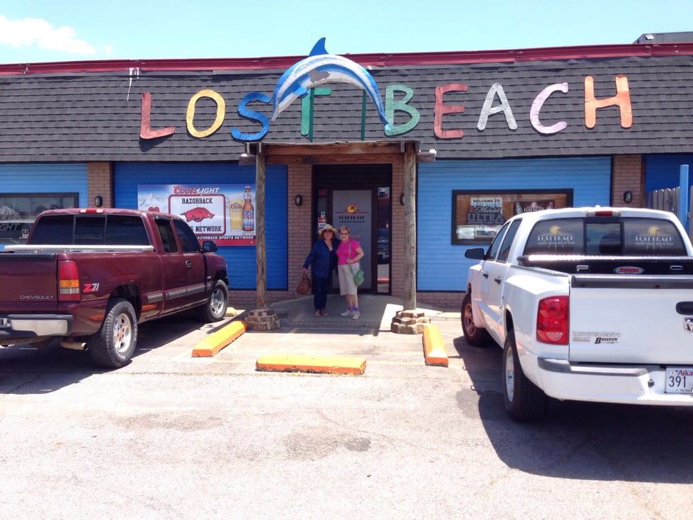 Lost Beach: 1810 Zero St, Fort Smith, AR