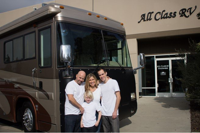 All Class RV: 23309 La Palma Ave, Yorba Linda, CA