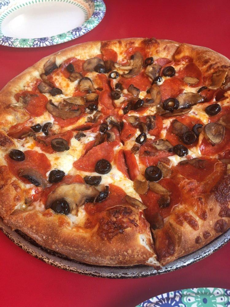 Zat's Pizza: 420 Port Bagail Blvd, Craig, AK