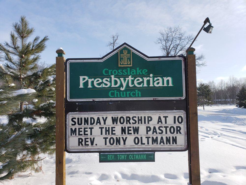 Crosslake Presbyterian Church: 14444 Daggett Pine Rd, Crosslake, MN