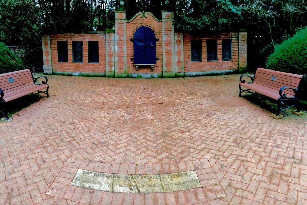 Shakespeare Garden Yelp