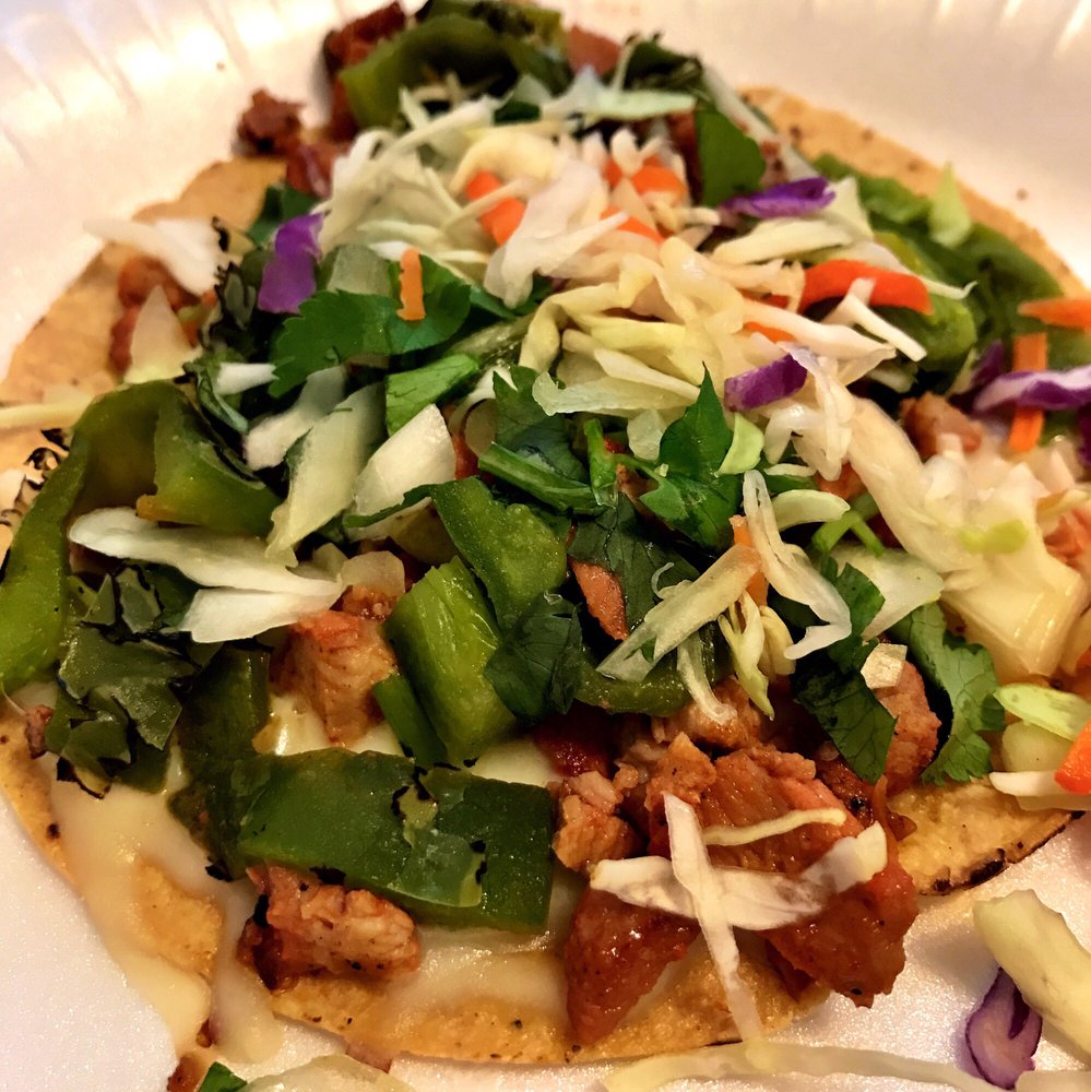 Food from The Quesadillas