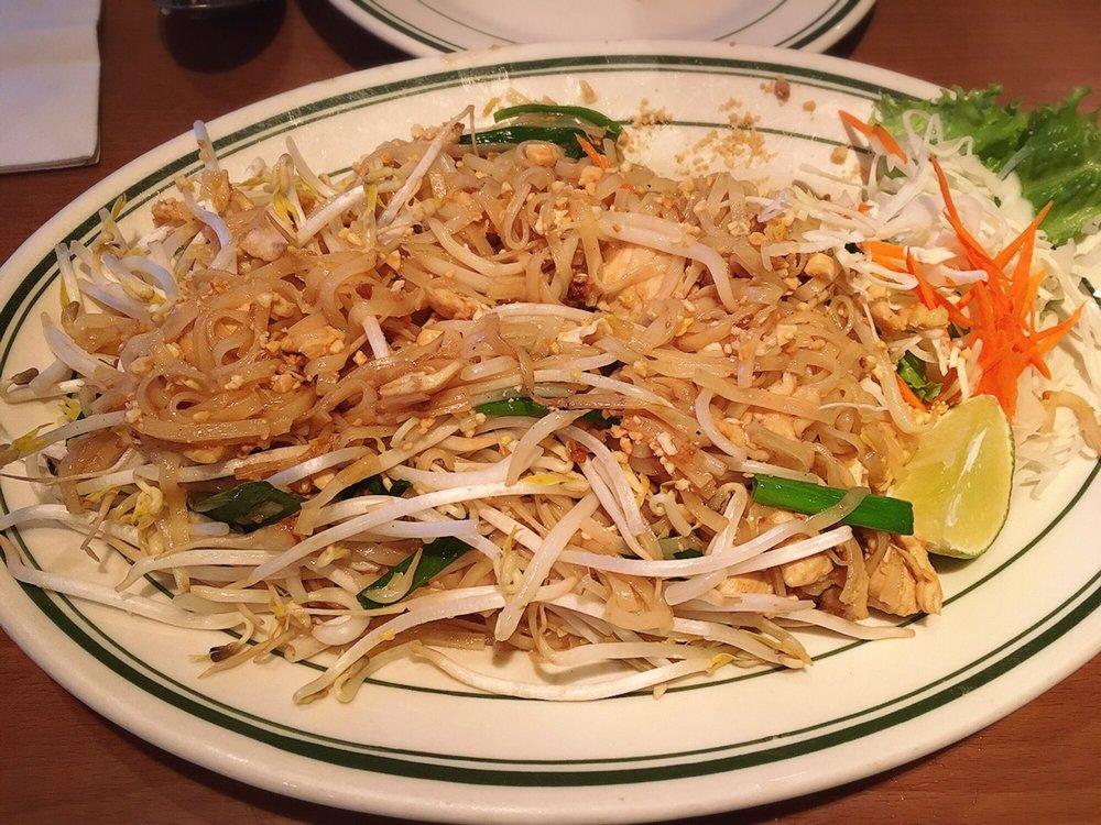 Thai Noon Restaurant Portland Or