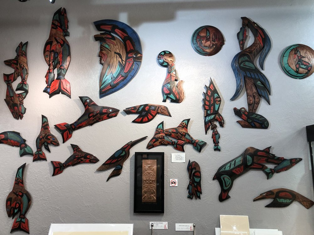 Arctic Spirit Gallery: 318 Mission St, Ketchikan, AK