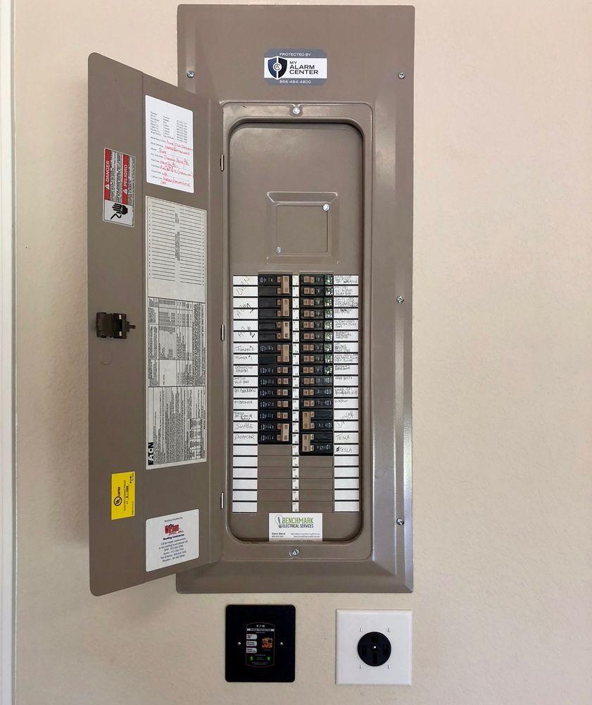Benchmark Electrical Services: 110A Rose Ln, Frisco, TX