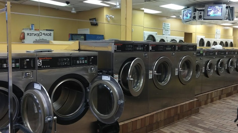 Slow Nickel Series -Laundromat