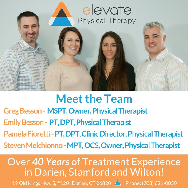 Elevate Physical Therapy: 19 Old Kings Hwy S, Darien, CT