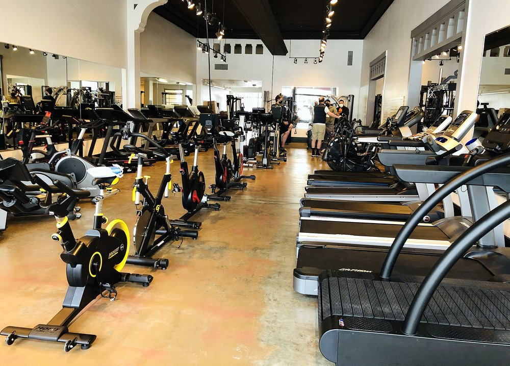 360 Fitness Superstore - Menlo Park: 707 Santa Cruz Ave, Menlo Park, CA