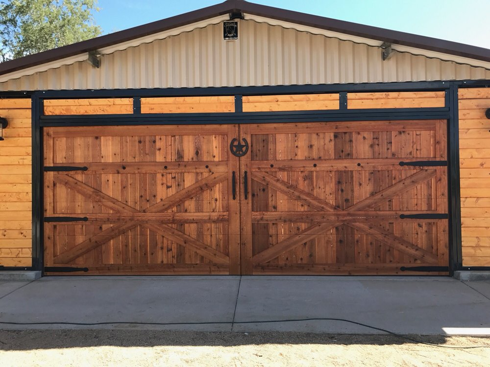 Awesome On Track Garage Door Service   20 Reviews   Garage Door Services   4821 E  Indigo St, Mesa, AZ   Phone Number   Yelp